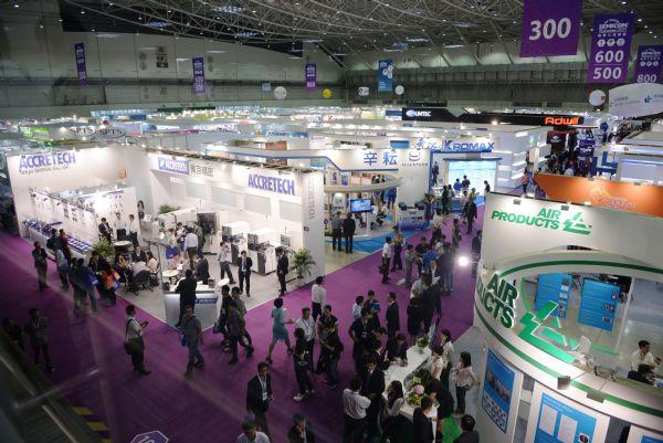 semicon 台湾2016国际半导体展在台北隆重举行